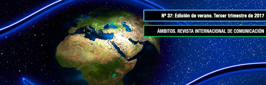 Ámbitos. Revista Internacional de Comunicación. N37
