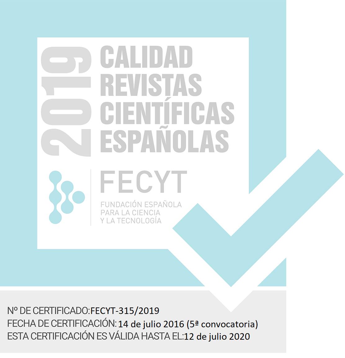 Fecyt 2019