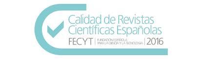 logo sello de calidad FECYT