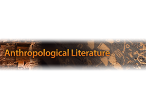Anthropological Literature Masthead